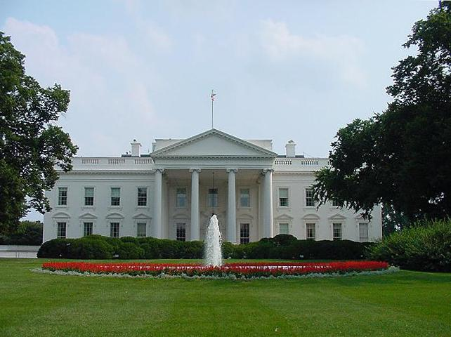 NanoBlock Review : The White House