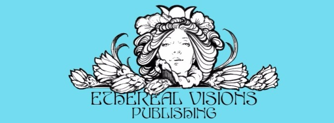 Ethereal Visions Coloring Book: Tarot and Art Nouveau