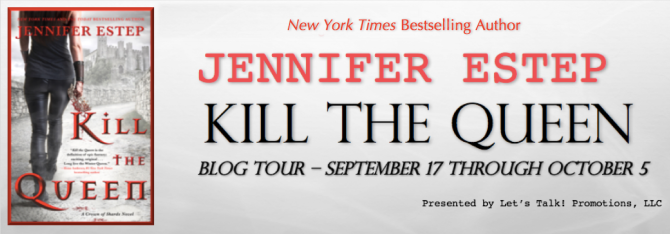 Kill the Queen by Jennifer Estep: Crown of Shards #1 Review and Giveaway