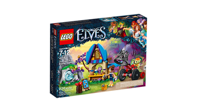 LEGO® Elves The Capture of Sophie Jones