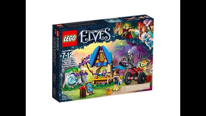 LEGO® Elves The Capture of Sophie Jones