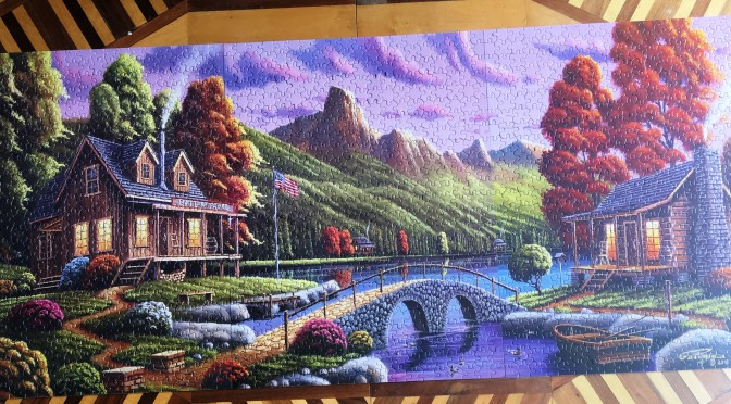 1500 Pieces!My Largest Piece Count Yet!