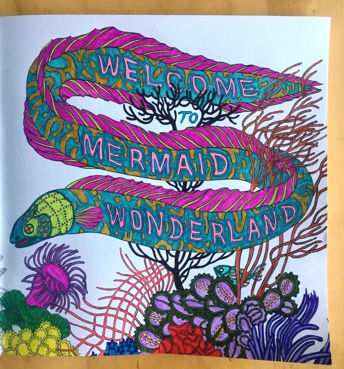 It's MerMay! Let's have Mermaids in Wonderland!