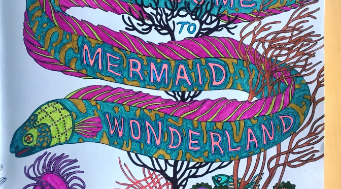 It's MerMay! Let's have Mermaids in Wonderland!