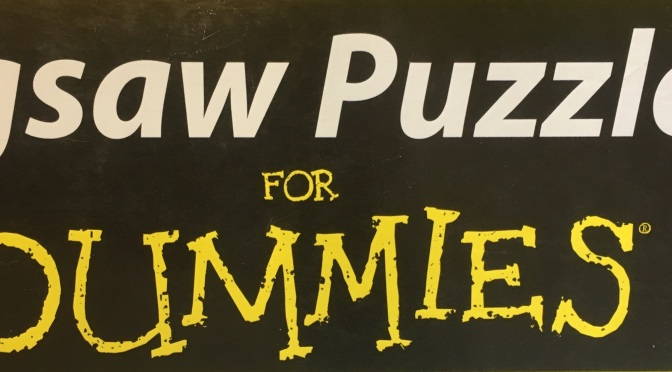Puzzle by Number, A TDC Games & For Dummies Collaboration