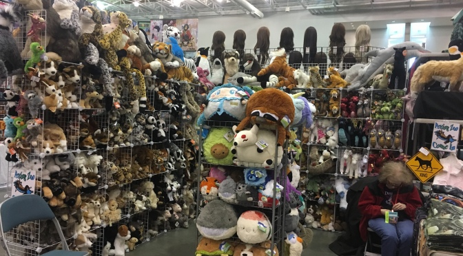 Inventory and Plushie Zoo, or how I spend my summers.
