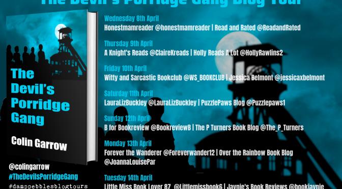 The Devil's Porridge Gang  – A DampPebbles Blog Tour
