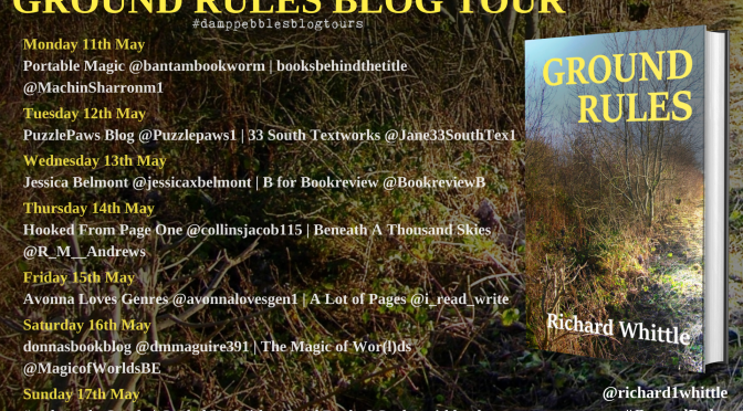 Ground Rules – A DampPebbles Blog Tour