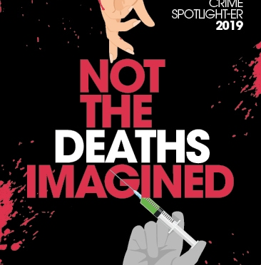 Cover Reveal! – Not The Deaths Imagined by Anne Pettigrew